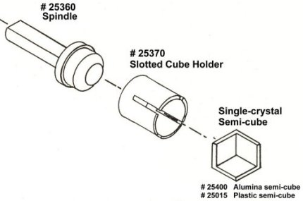 Single Crystal spindle-A